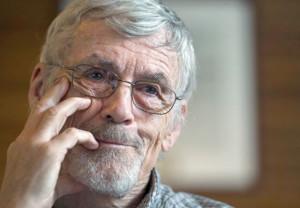 man, elder, thinking, Alzheimer's, dementia,