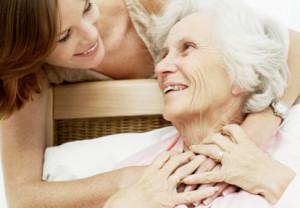woman, elderly, caregiver, mother, daughter, caregiving