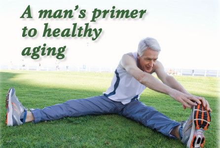Man, stretching, health, exercise,