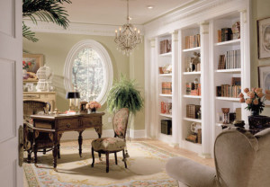 home, decor, office, library