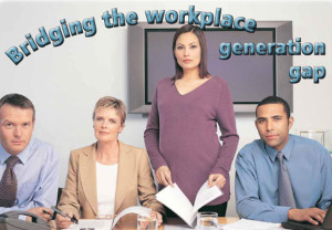 Finance, Group, generational, intergenerational, work, employment