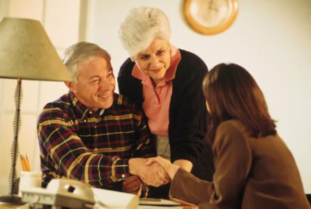 finance, money, couple, meeting, retirement, savings
