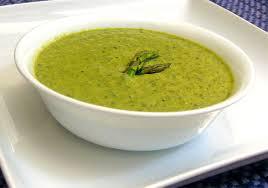 Asparagus, soup