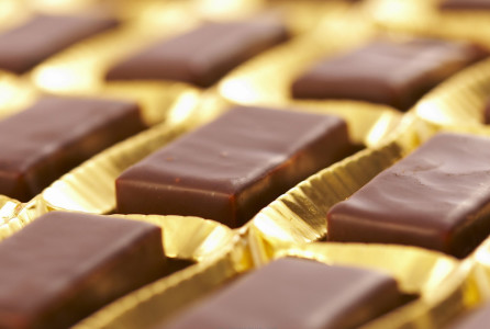 Chocolate candy, health