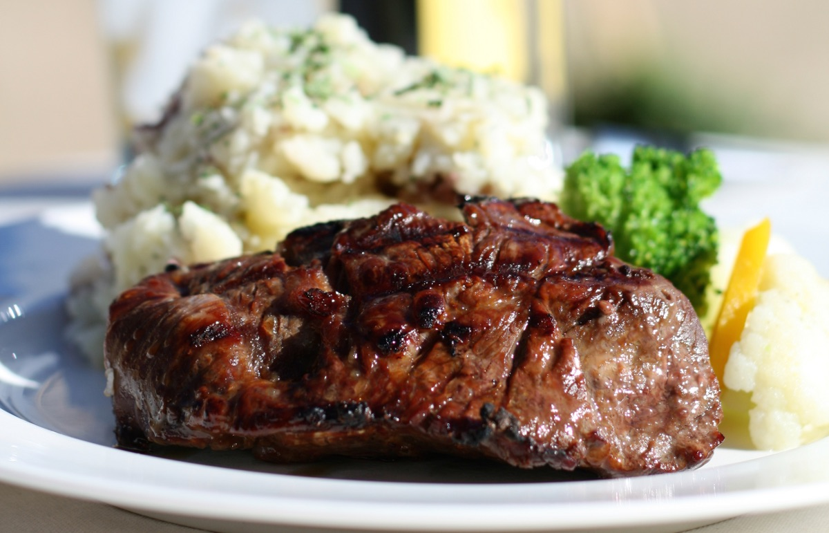 Grill perfect rib eye steak this summer - Fifty Plus Life