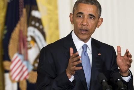 President Obama at the WHCOA