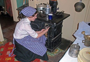 Tenement Museum -historical interpreter 1