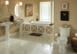 bathroom, home improvement, decor, decorating