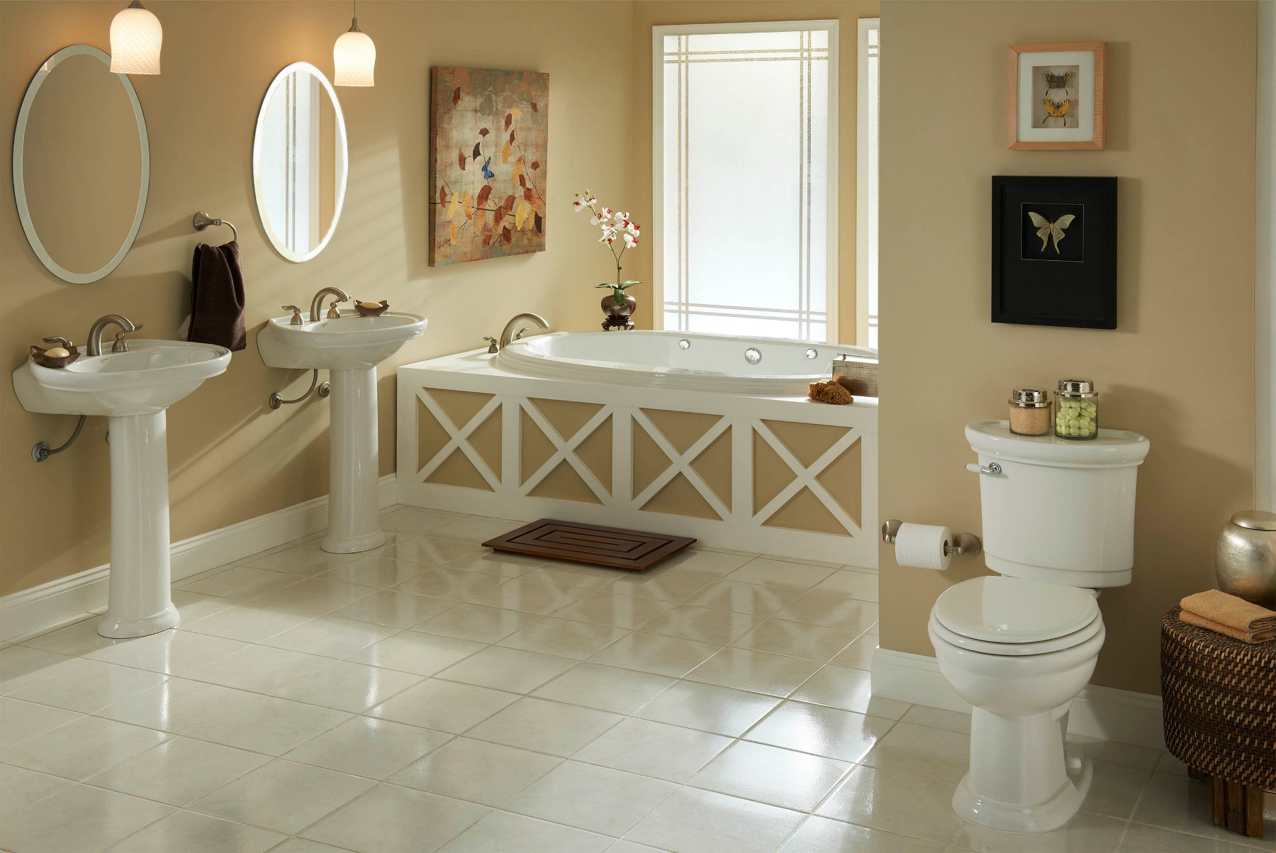 Empty Nesters Great Ways To Spruce Up Your Bathroom