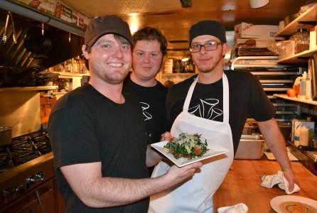 Black Trumpet cooks get ready for Restaurant Week