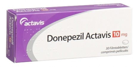 Donepezil 10 Mg Half Life