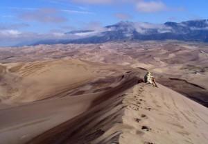 Great Sand Dunes National Park Reserve