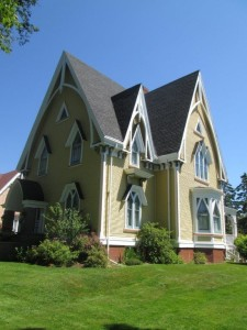 Gothic Revival home Yarmouth (2)