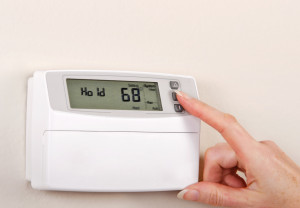 thermostat, heat, home