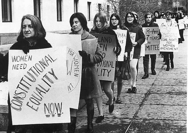 feminism a history of struggle and discrimination in the united states