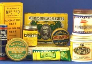 Mustard Museum - medicine