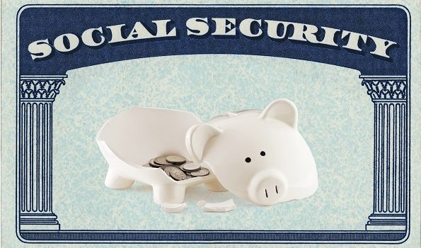Social Security Piggy Bank