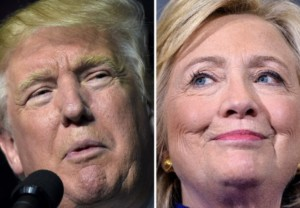 Clinton, Trump, Presidential, Social Security
