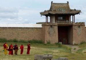 Mongolia Erdene Zuu Monastery