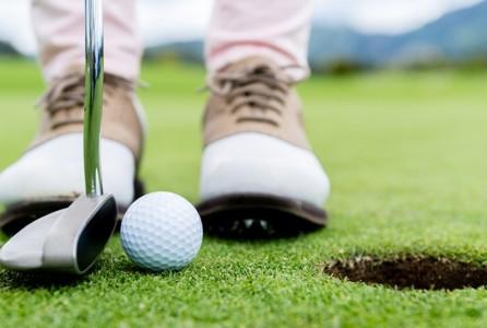 Golf, golfing