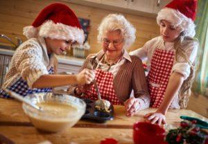 grandparent, holiday, generational
