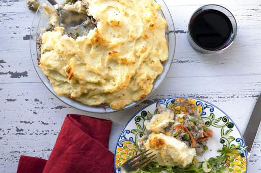 Cooking for 2 shepherd 39 s pie an easy st patrick s day - Cuisine easy saint orens ...