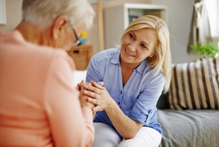 elder elderly caregiver caregiving