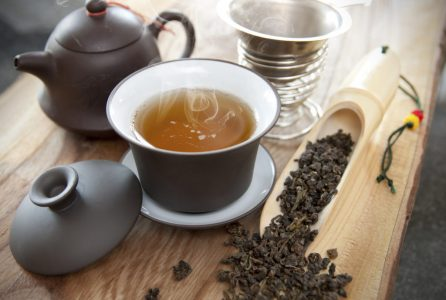 tea, oolong, health