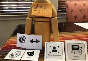 robots help with Alzheimer's, dementia