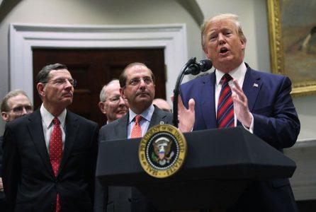 Bills, medical, trump