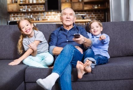 grandparents, grandchildren