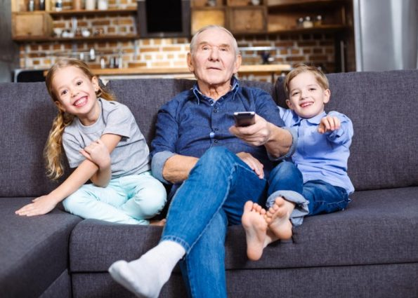 grandparents, grandchildren