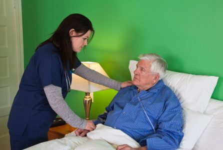 COVID-19, home health, long term care