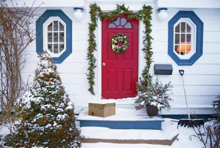 holiday, home delivery, home, delivery
