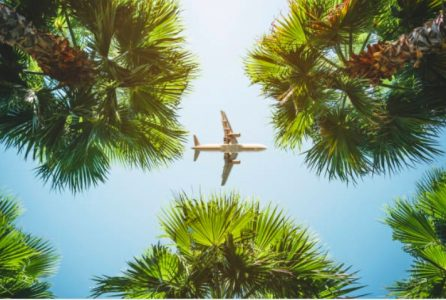air travel, airplane, travel