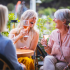 Older Women Who Like To Drink Alcohol Think It's Normal
