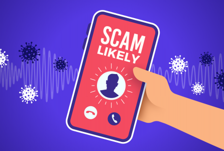Scam, contact tracer