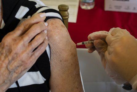 Vaccine, vaccinated, states