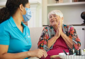 joy, long-term care