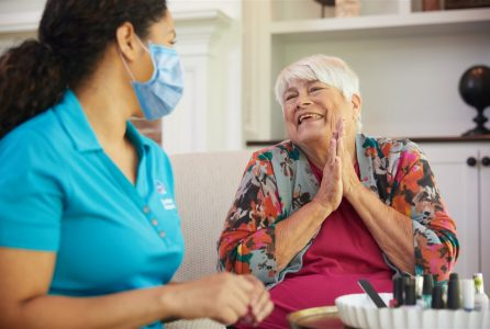 joy, long-term care, homebound